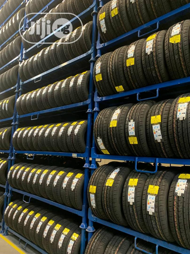 Durable Brand New Tyres All Sizes Available