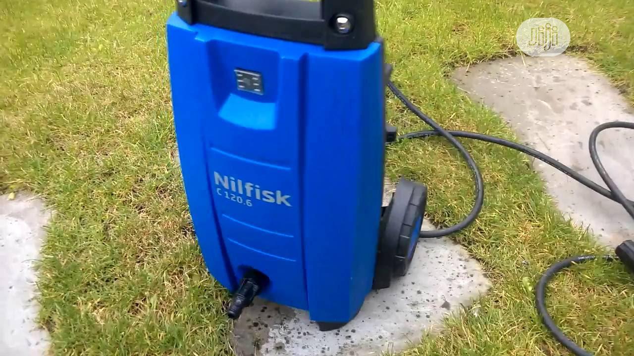Nilfisk C120.2 High Pressure Washer