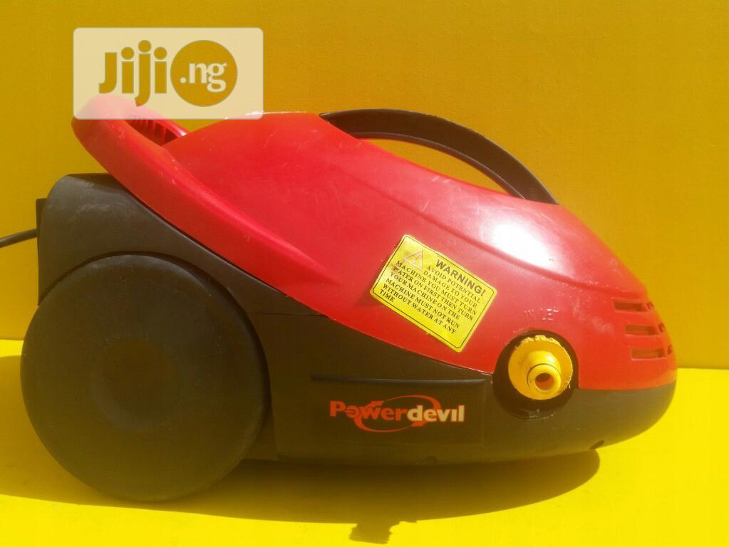 Power-Dv 120 High Pressure Washer