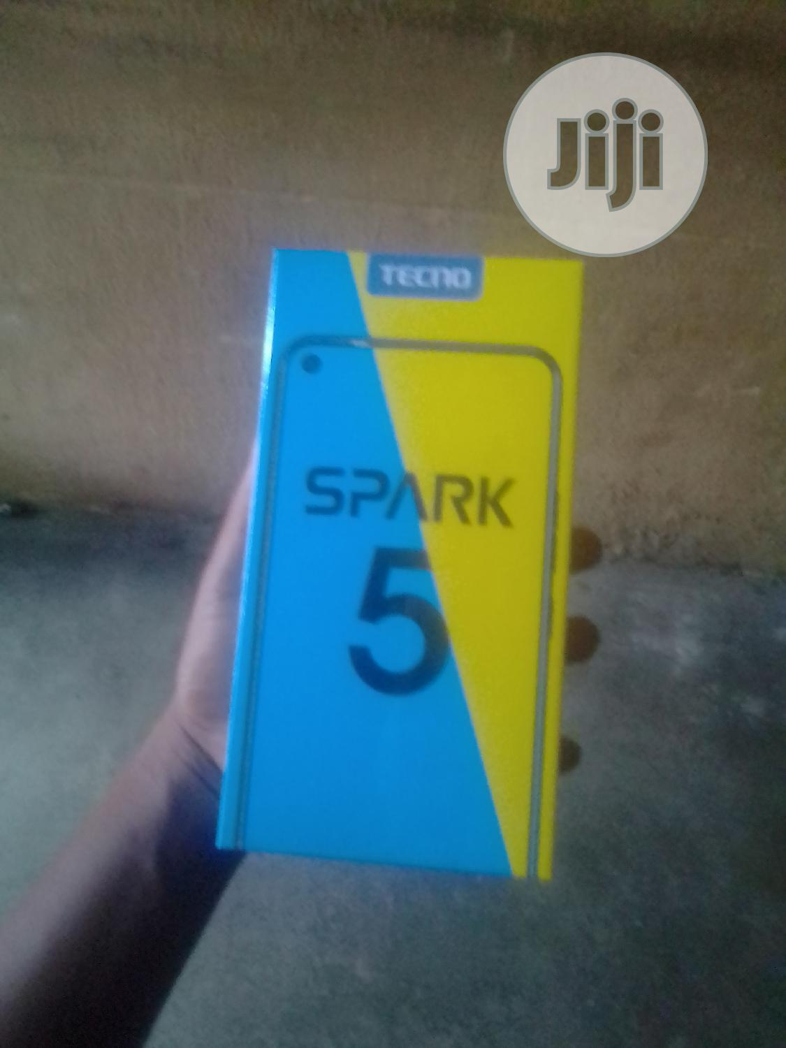 Archive: New Tecno Spark 5 32 GB