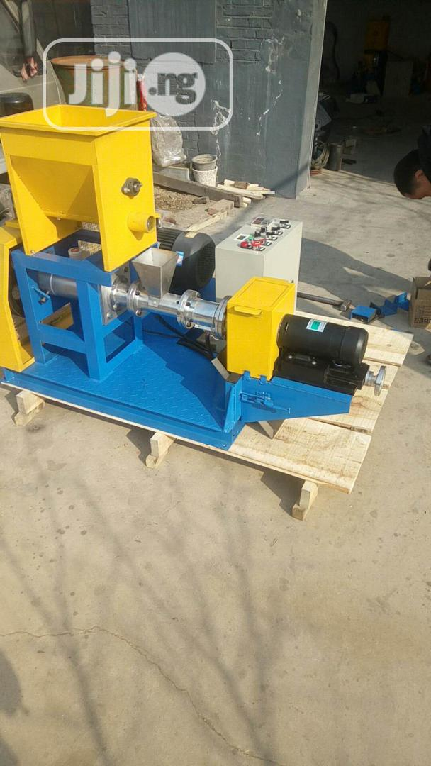 Imported Extruder For Floating Feeds