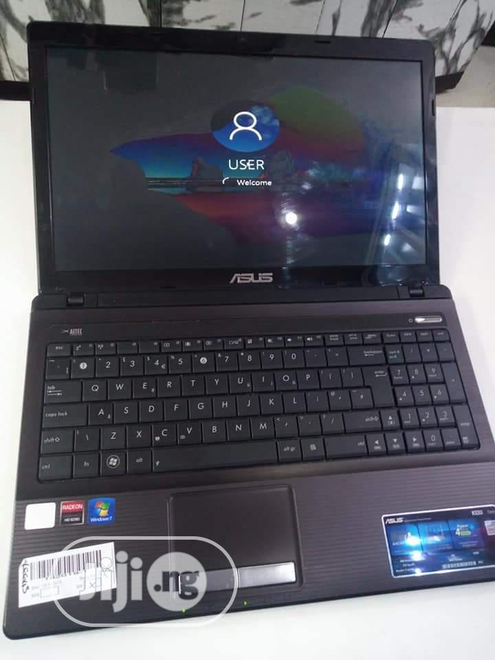 Archive: Laptop Asus K53U 6GB Intel Core i5 HDD 320GB