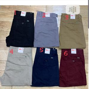 Lacoste Men's Chinos Trousers   Clothing for sale in Lagos State, Lagos Island (Eko)