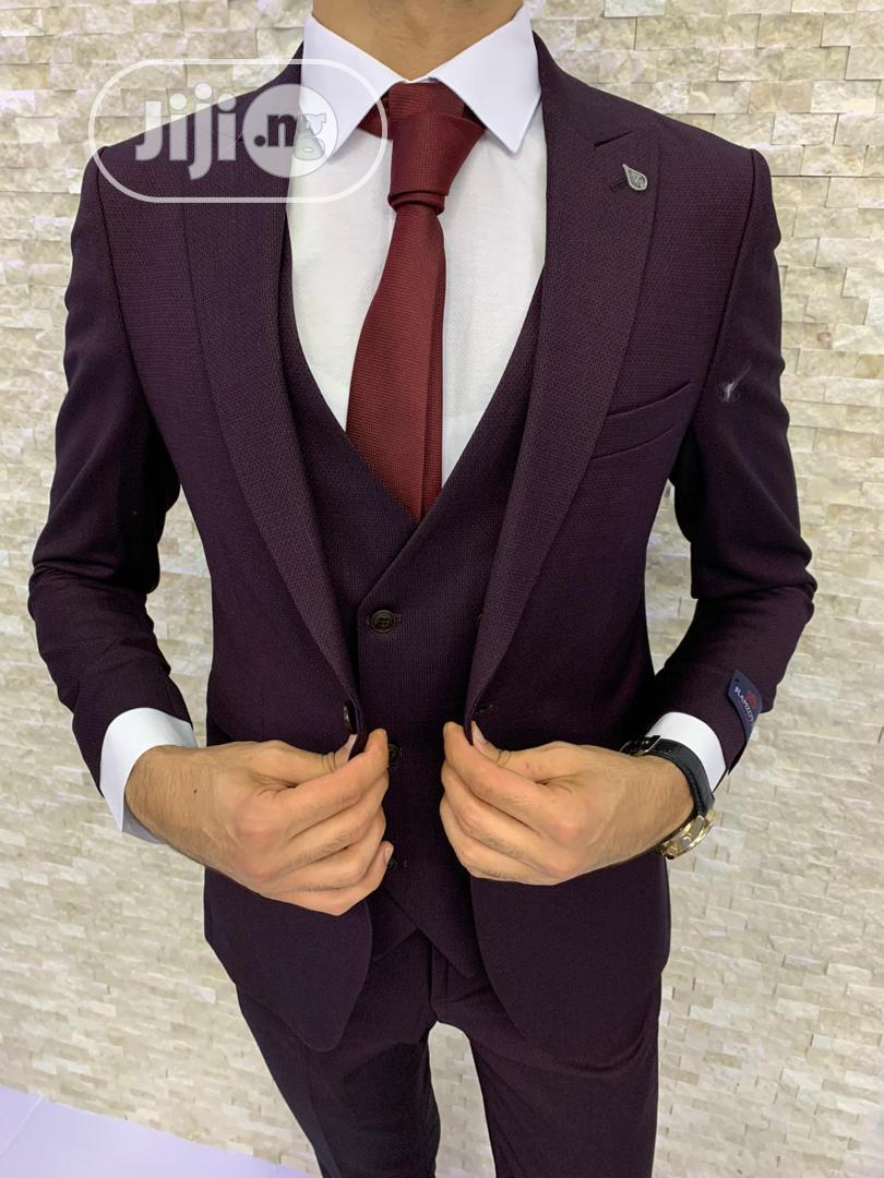 Quality Turkish/Italian Men Suit | Clothing for sale in Lagos Island (Eko), Lagos State, Nigeria