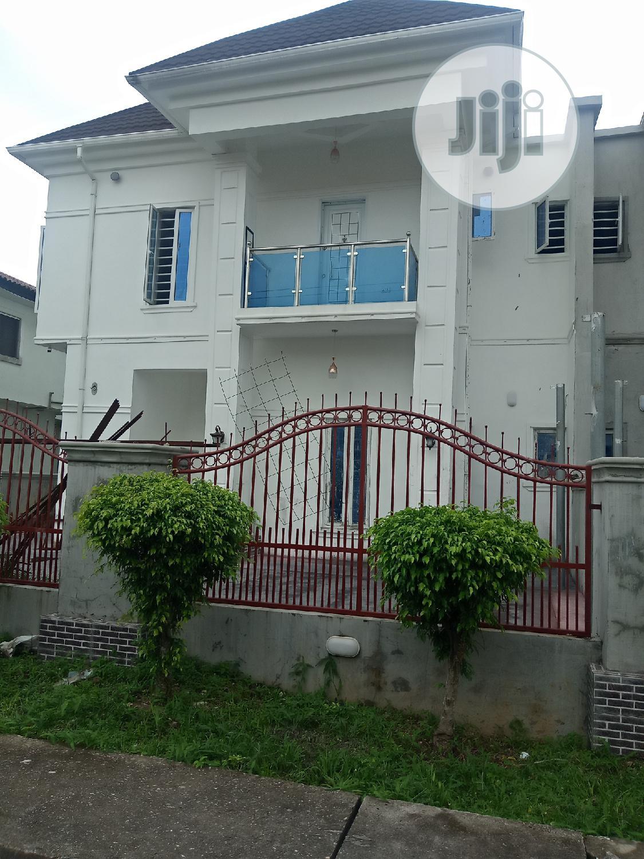 5 Bedrooms Duplex In Crown Estate