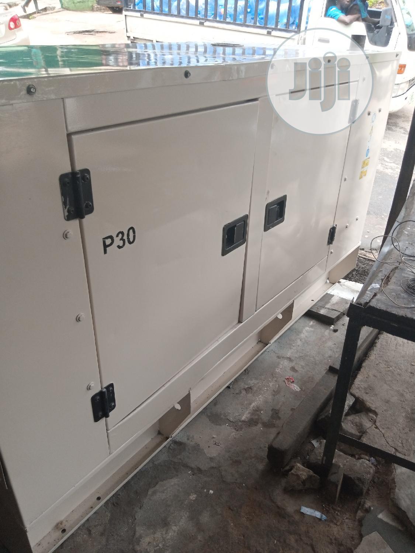 30 Kva Marapco Perkins Generator Very Clean And Silent Soundproof