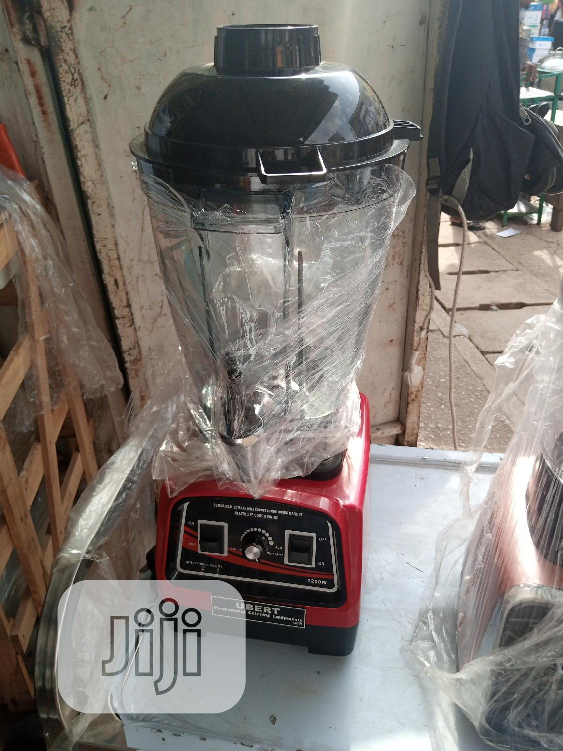 Industrial Blender   Restaurant & Catering Equipment for sale in Lugbe District, Abuja (FCT) State, Nigeria