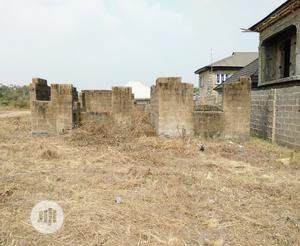 Uncompleted 3 Bedrooms Bungalow On A Plot Of Land For Sale