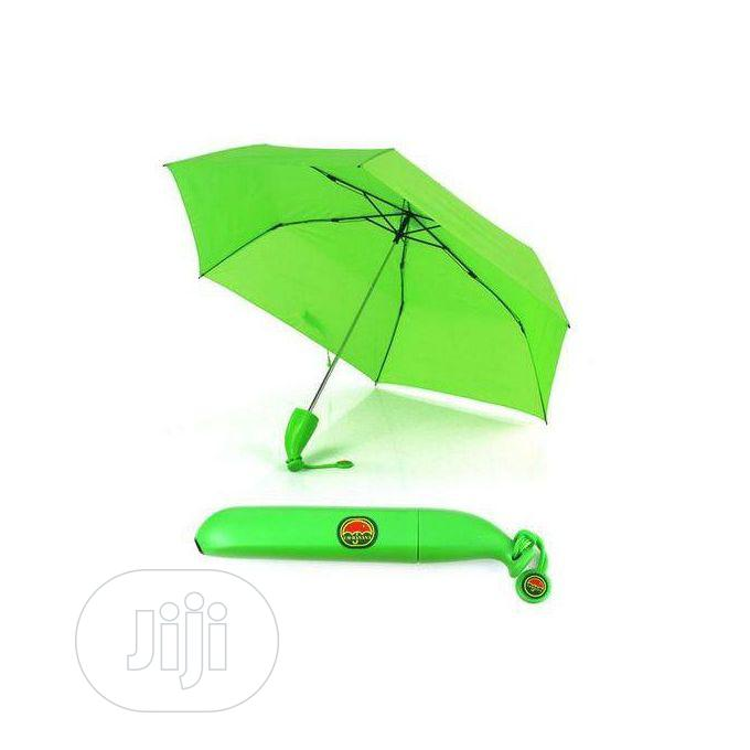 Foldable Banana Shaped Umbrella | Clothing Accessories for sale in Lagos Island (Eko), Lagos State, Nigeria