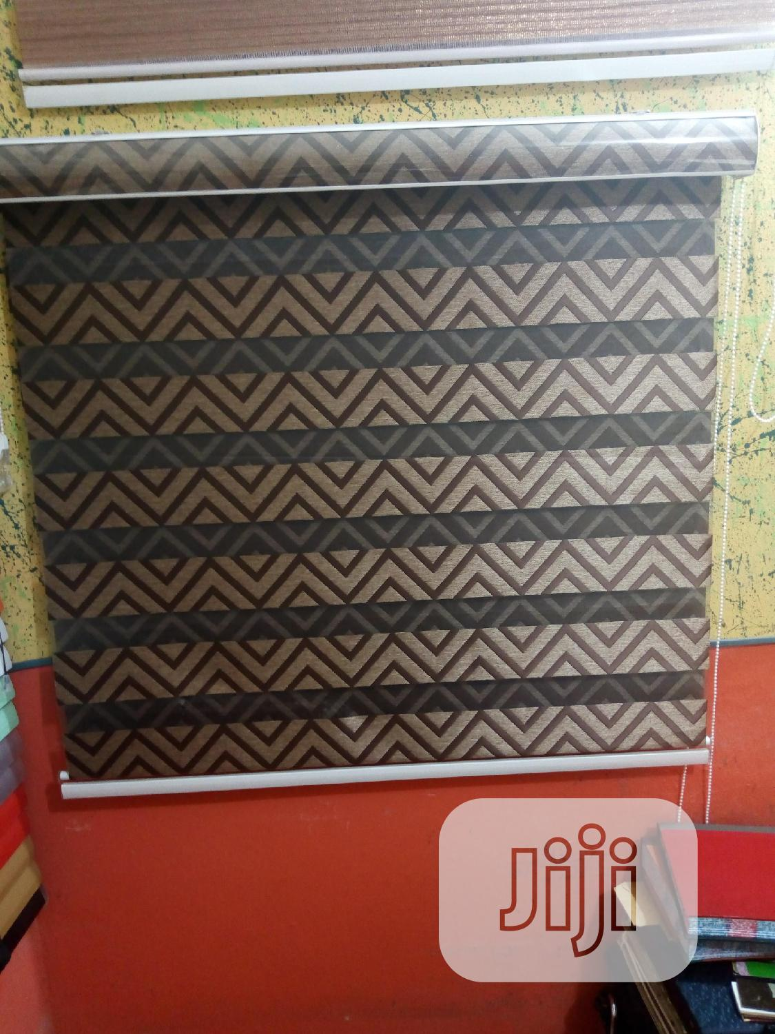 Day& Night Window Blinds | Home Accessories for sale in Surulere, Lagos State, Nigeria