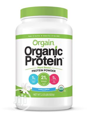 Plant Based Protein Powder - Vanilla Bean - 2lbs   Vitamins & Supplements for sale in Lagos State, Ikeja