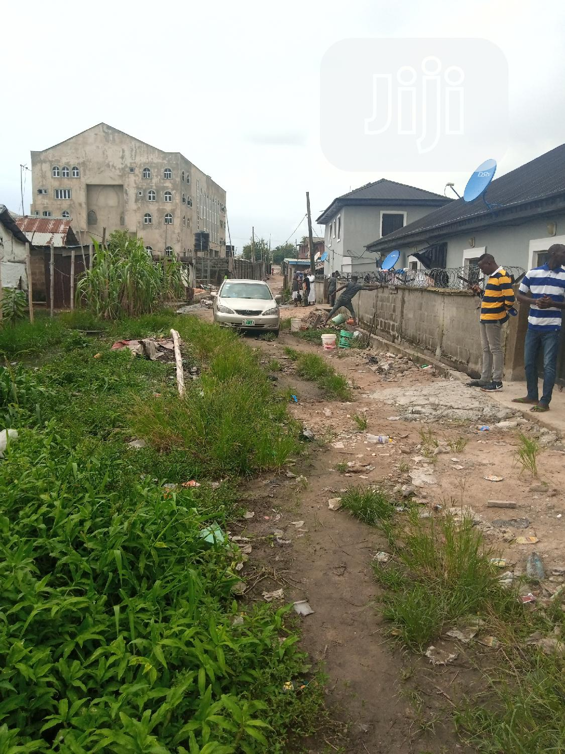 A Plot For Sale At Abijo