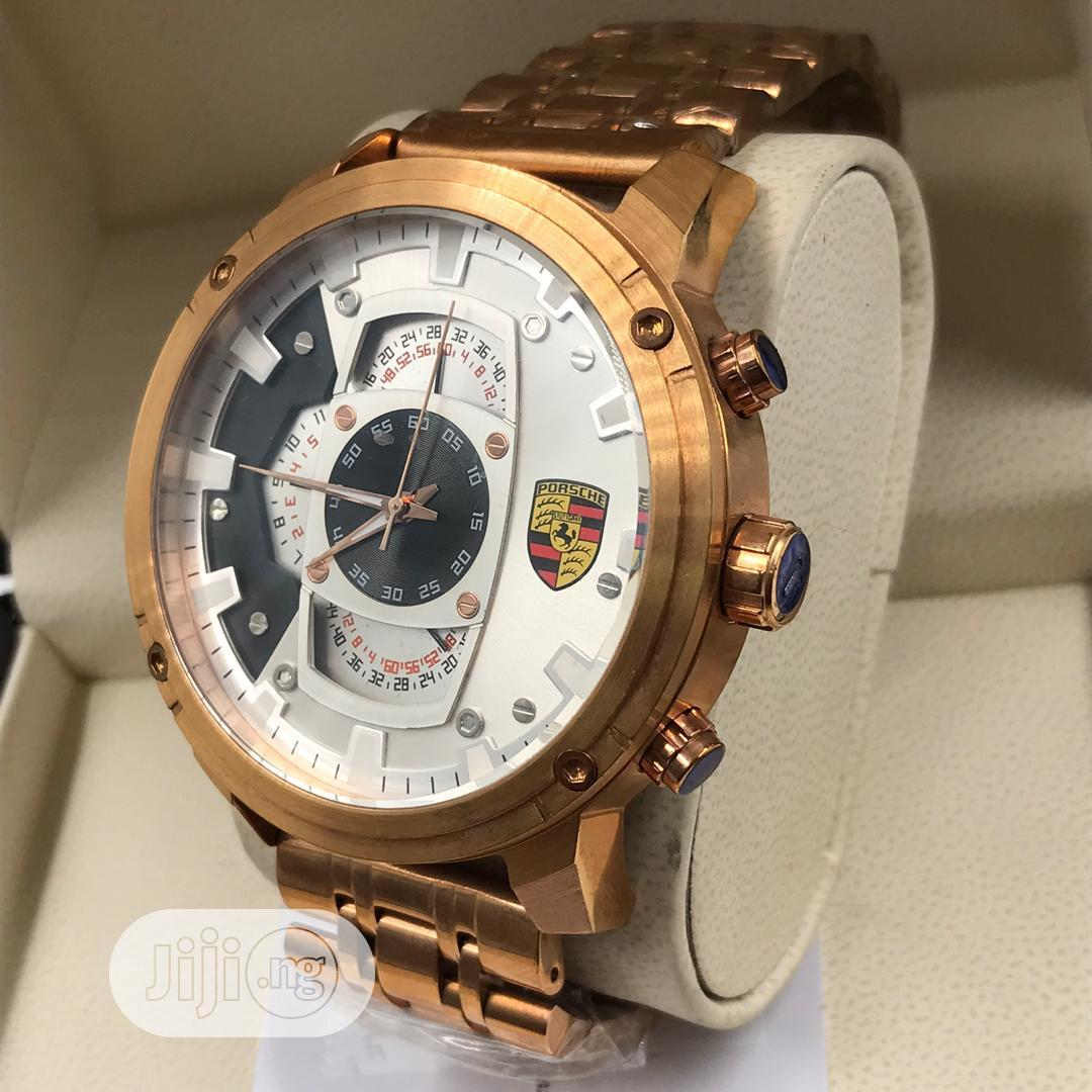 Porches Design Chain Wrist Watch Good Quality With Guaranteed In Lagos Island Watches Jakussy Watch Jiji Ng For Sale In Lagos Island Buy Watches From Jakussy Watch On Jiji Ng