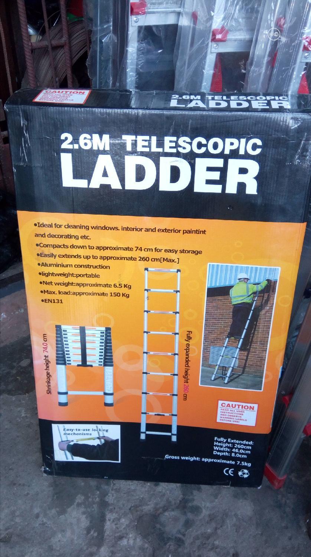 Telescopic Ladder 9 Steps