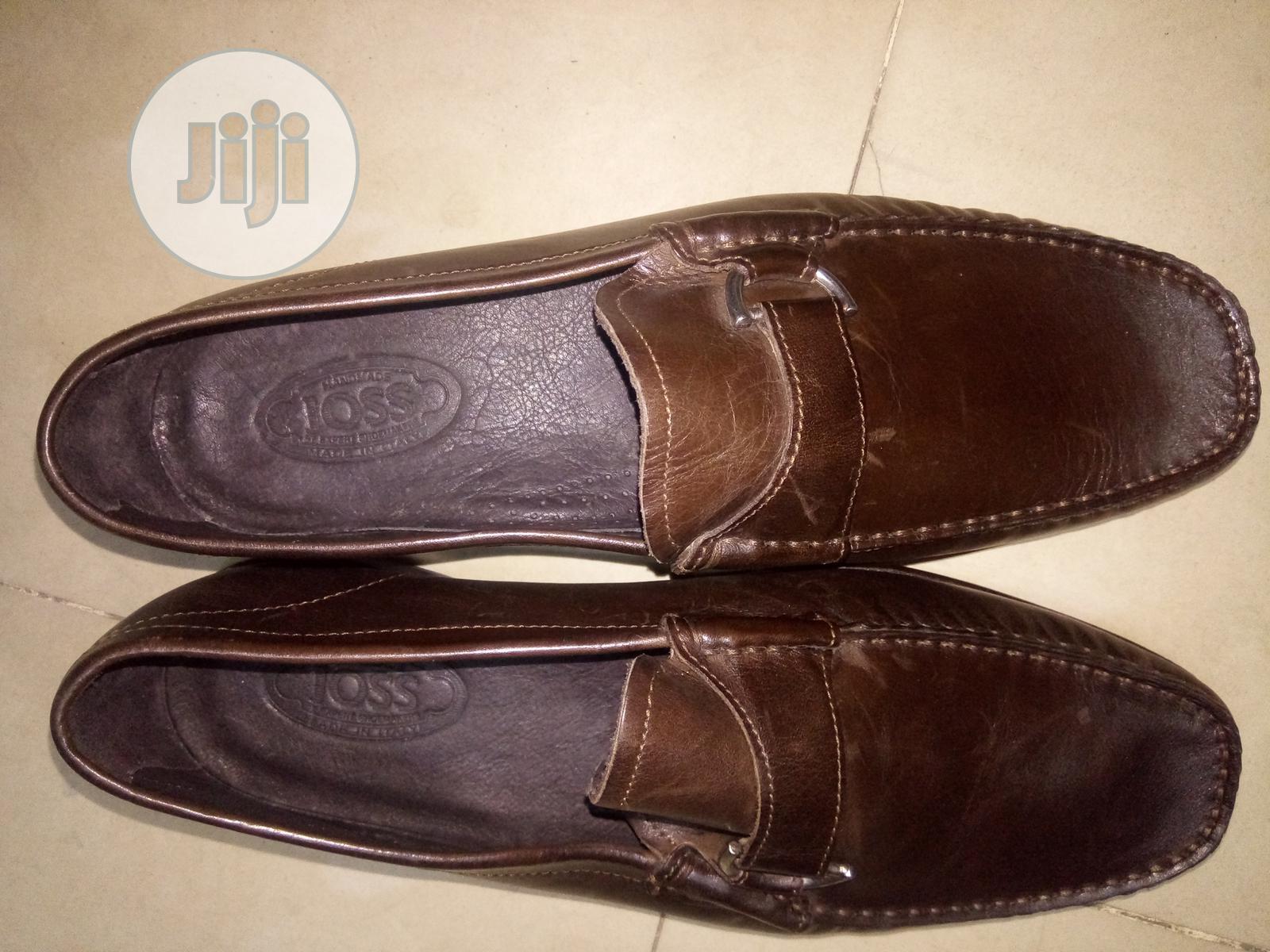 Original Joss Italian Shoe