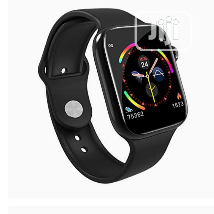 W4 Smart Watch Music Camera Heart Rate Monitor Sports Bracelet   Smart Watches & Trackers for sale in Ikeja, Lagos State, Nigeria