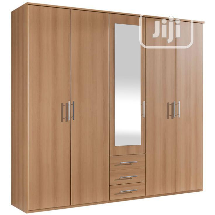 8ft By 7ft HDF Board Modular Wardrobe