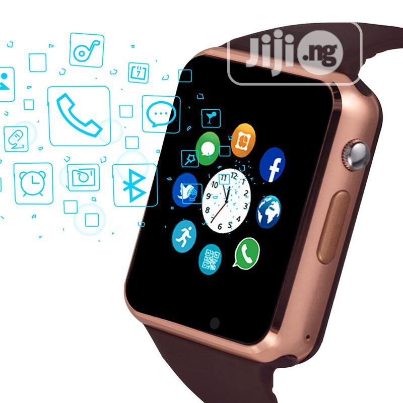 A1 Smartwatch Bluetooth Fitness Tracker