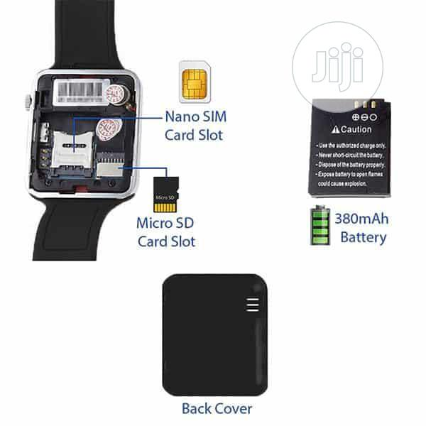 A1 Smartwatch Bluetooth Fitness Tracker | Smart Watches & Trackers for sale in Ikeja, Lagos State, Nigeria
