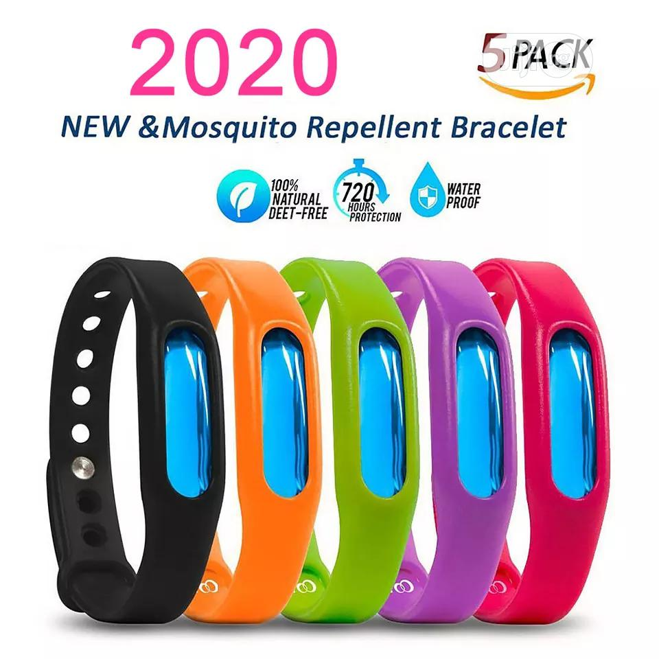 Archive: Mosquito Repellent Bracelet