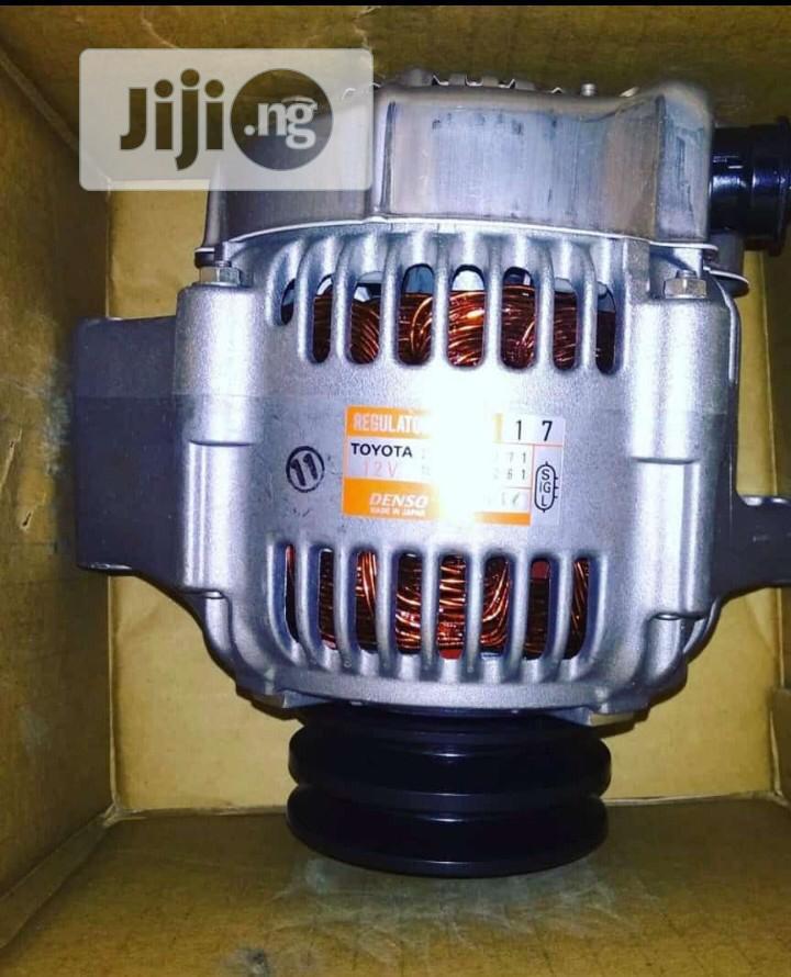 Alternator For Corolla 2012