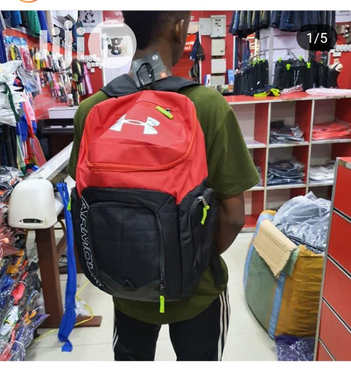 Under Armour Backbag | Bags for sale in Surulere, Lagos State, Nigeria