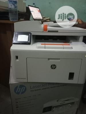 Hp Color Laserjet Pro M452nw Printer | Printers & Scanners for sale in Lagos State, Ikeja