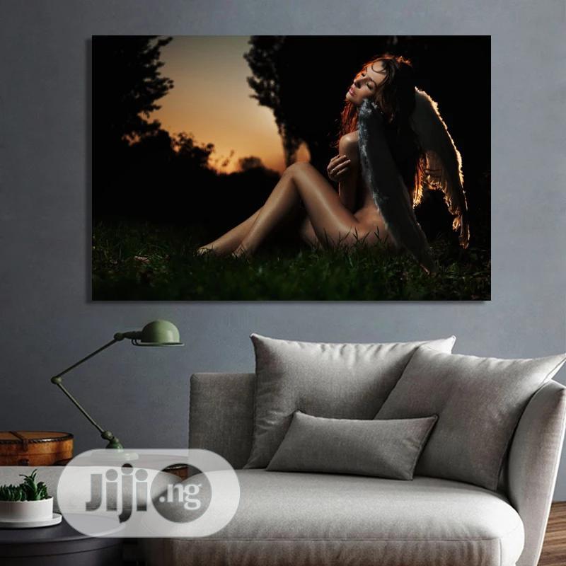 Framed Sexy Artwork