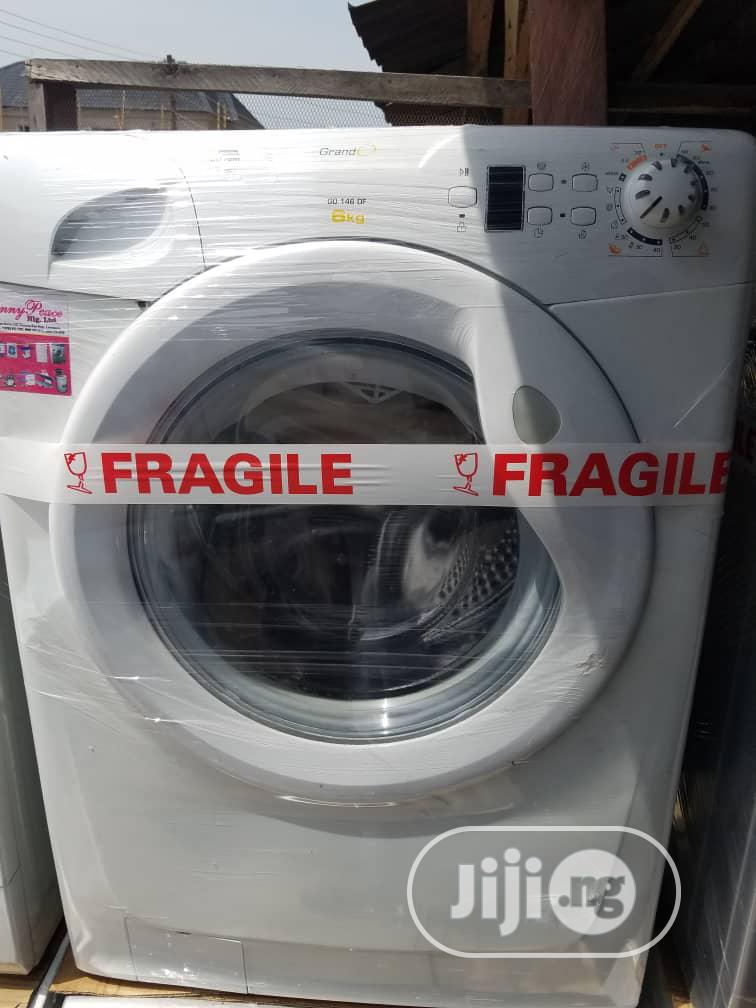 8kg Foreign Used Automatic Washing Machine