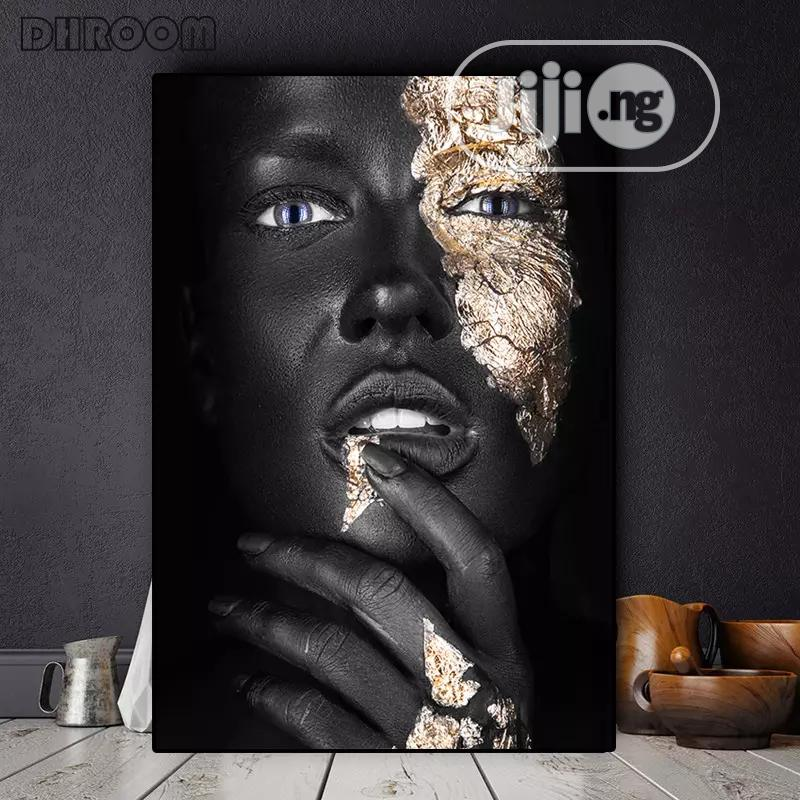 African Girl Sexy Artwork | Arts & Crafts for sale in Ajah, Lagos State, Nigeria