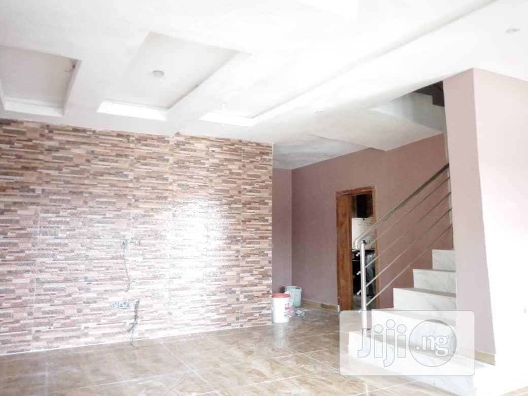 Archive: 3bedroom Duplex+B.Q at Abraham Adesanya Ref.010b