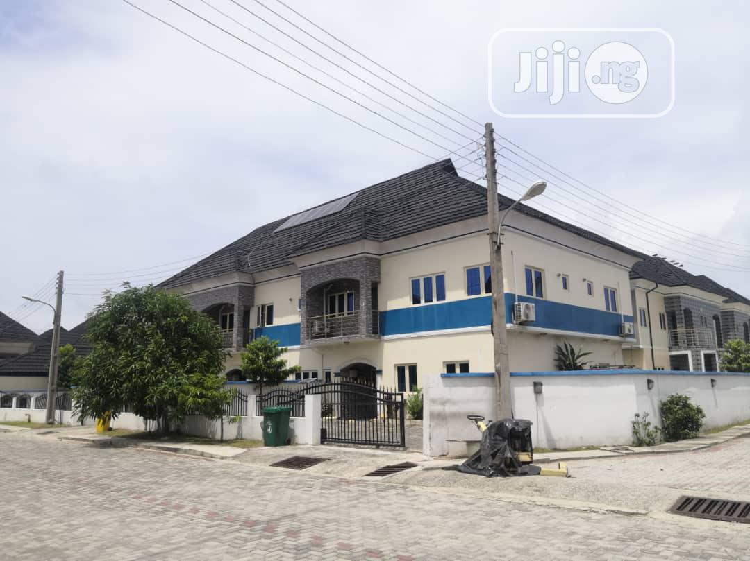 4fully Detached House In Abraham Adesanya Gated And Serene Estate