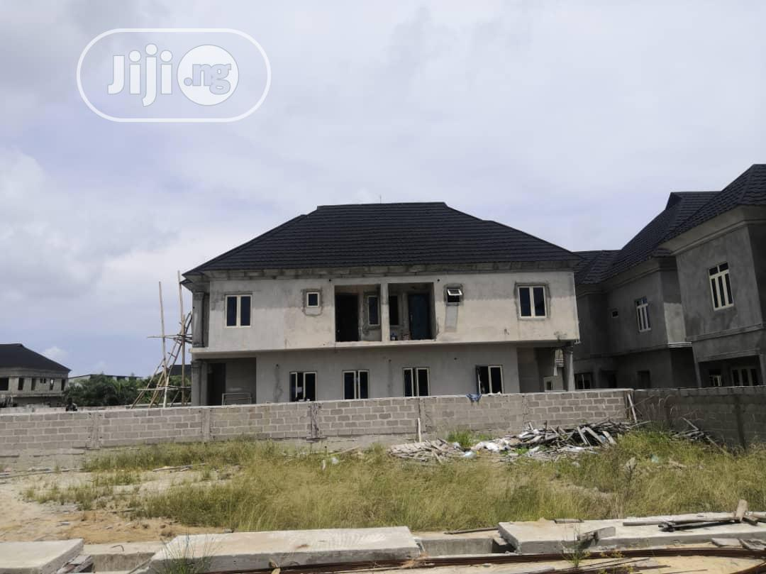 4fully Detached House In Abraham Adesanya Gated And Serene Estate   Houses & Apartments For Sale for sale in Ajah, Lagos State, Nigeria