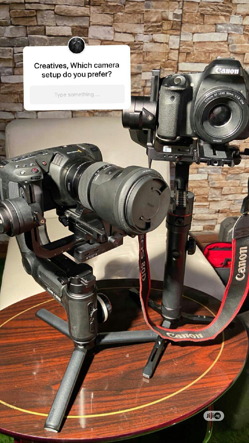 Rent Video Equipments | Photography & Video Services for sale in Yaba, Lagos State, Nigeria
