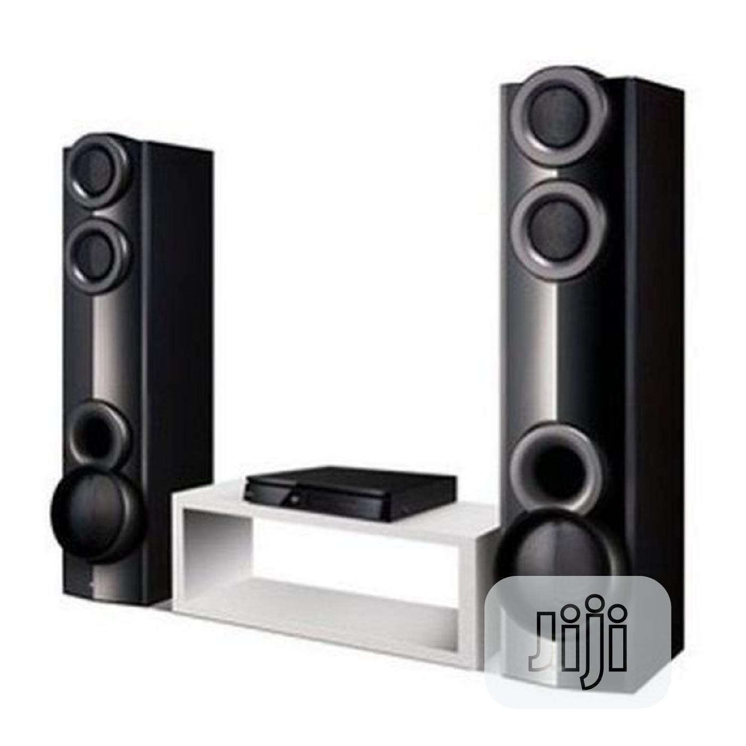 AUD 675 LHD 5.1 Ch. Bluetooth DVD Body Guard Home Theatre System