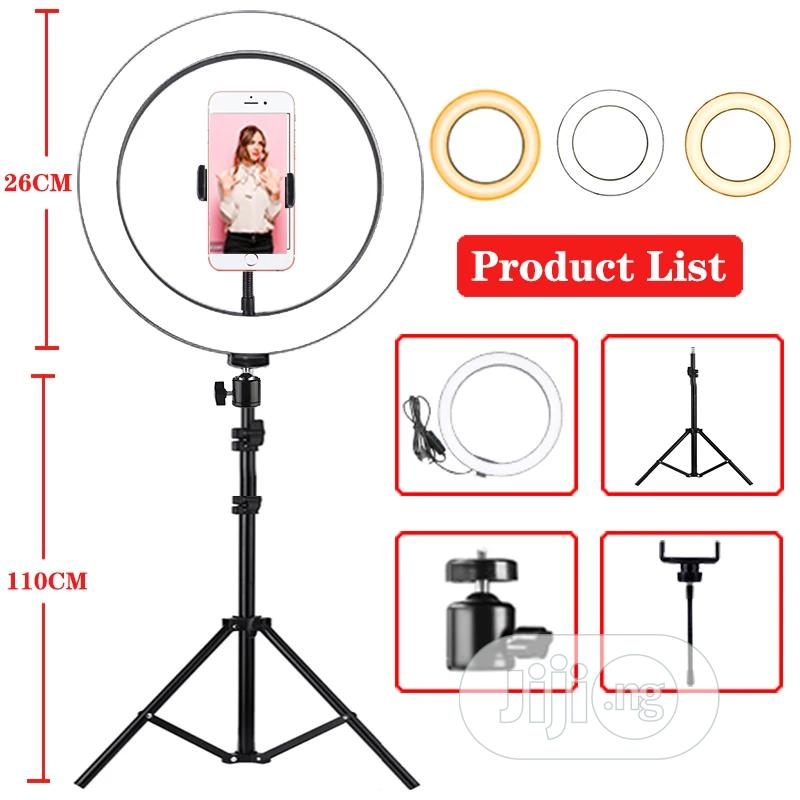 Fugetek Ring Light | Accessories & Supplies for Electronics for sale in Ajah, Lagos State, Nigeria