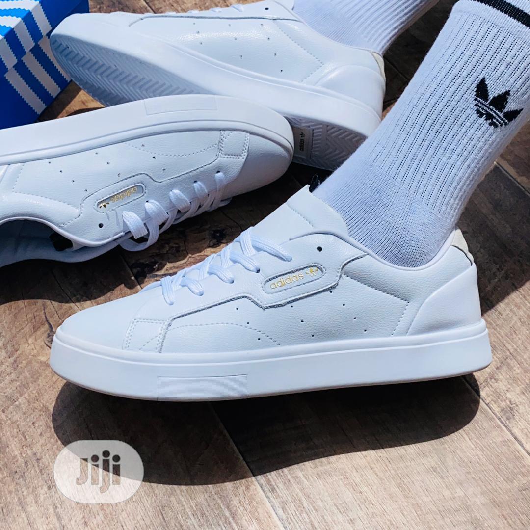 Adidas Sleek Super White