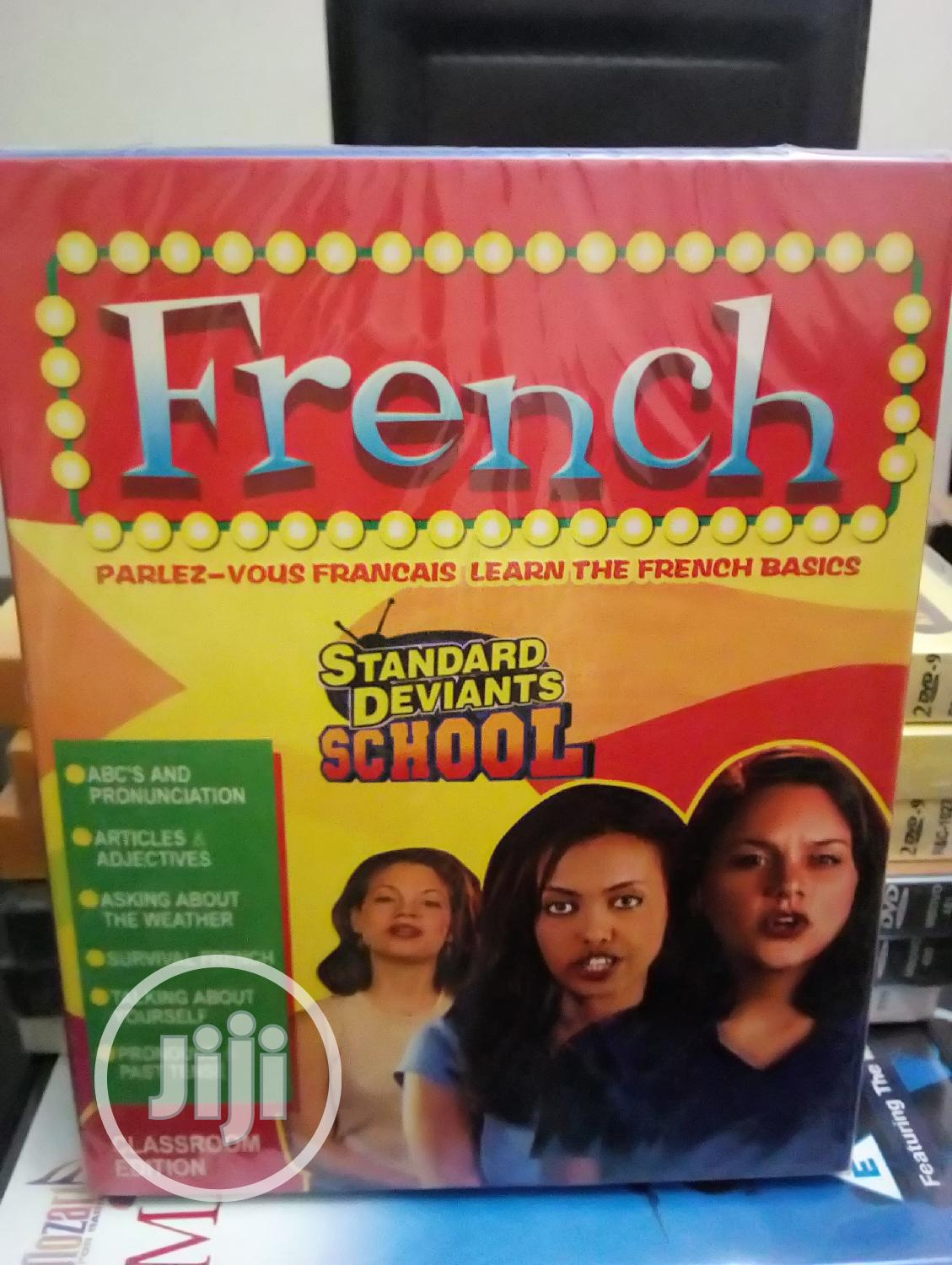 French For All (3dvds)