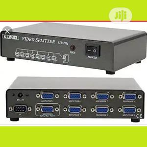 VGA Splitter 8 Way   Computer Accessories  for sale in Lagos State, Ojo