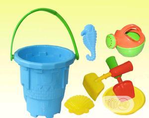 Toy Beach Bucket Sand Castle Play Set | Toys for sale in Lagos State, Lagos Island (Eko)