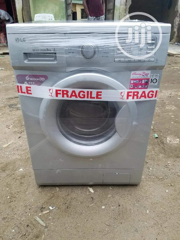 LG 8kg Wash Nd Spin