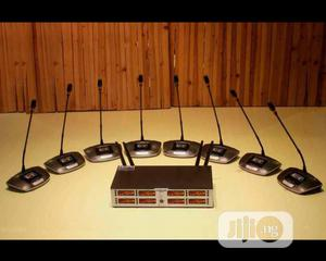 Wireless Conference Microphone | Audio & Music Equipment for sale in Lagos State, Ojo