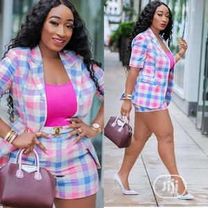 New Female Short Suit | Clothing for sale in Lagos State, Magodo