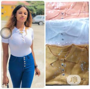 New Female Pin Down Top | Clothing for sale in Lagos State, Magodo