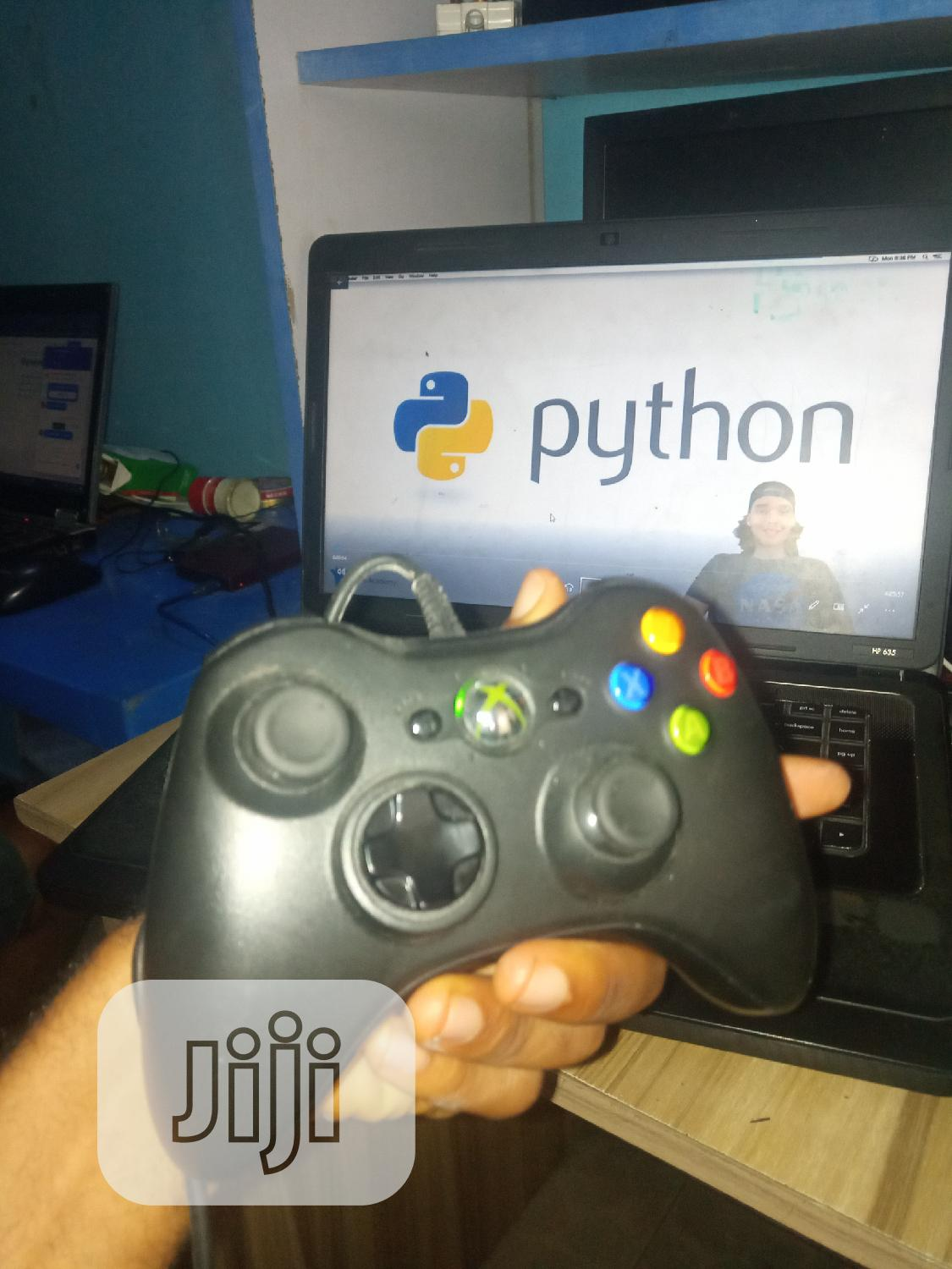 X Box 360 Game Pad | Accessories & Supplies for Electronics for sale in Port-Harcourt, Rivers State, Nigeria