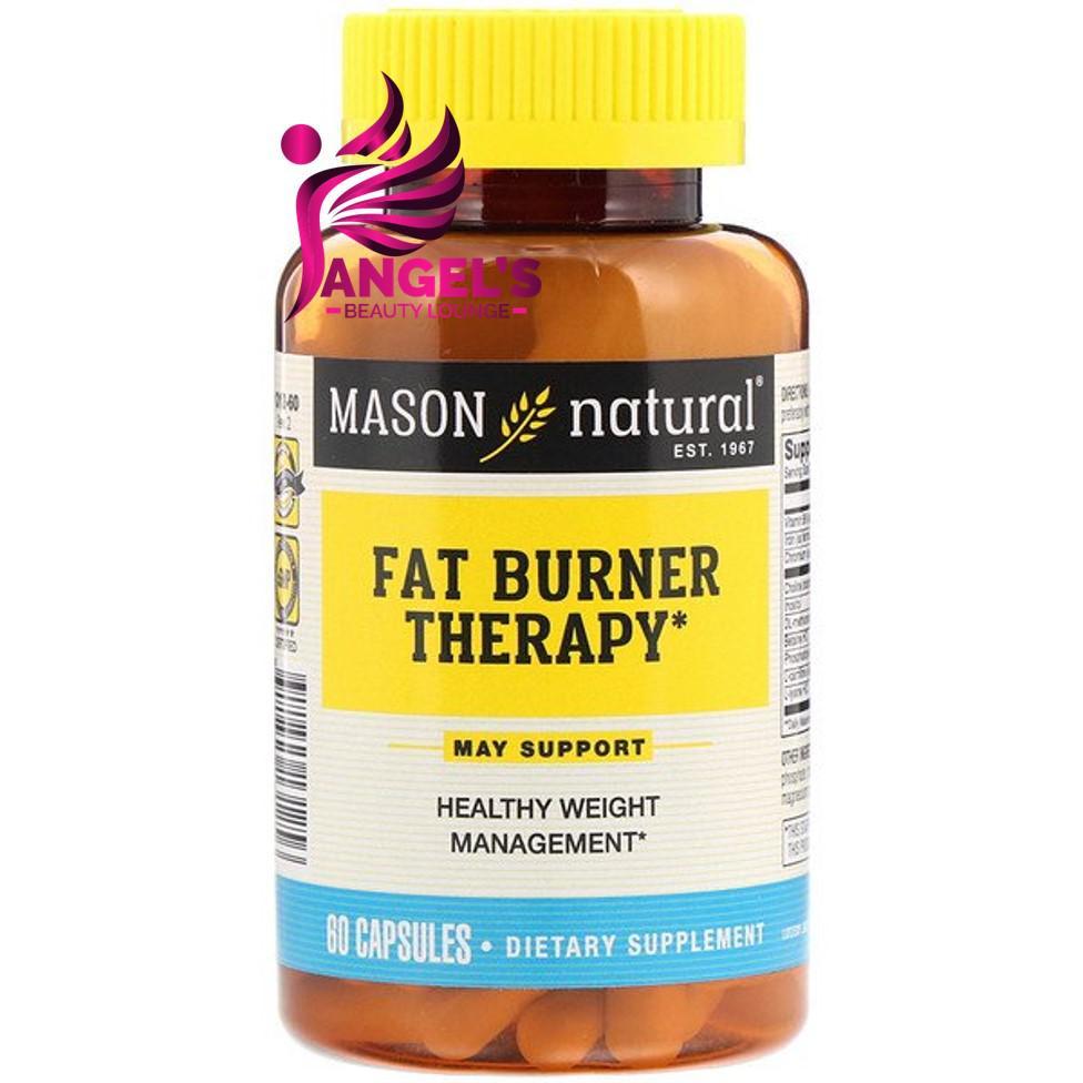 Mason Natural, Fat Burner Therapy, 60 Capsules