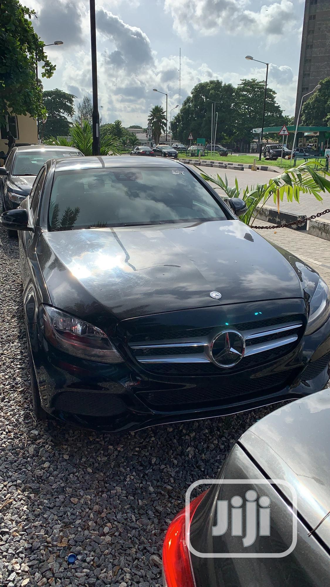 Mercedes-Benz C300 2016 Black | Cars for sale in Ikoyi, Lagos State, Nigeria