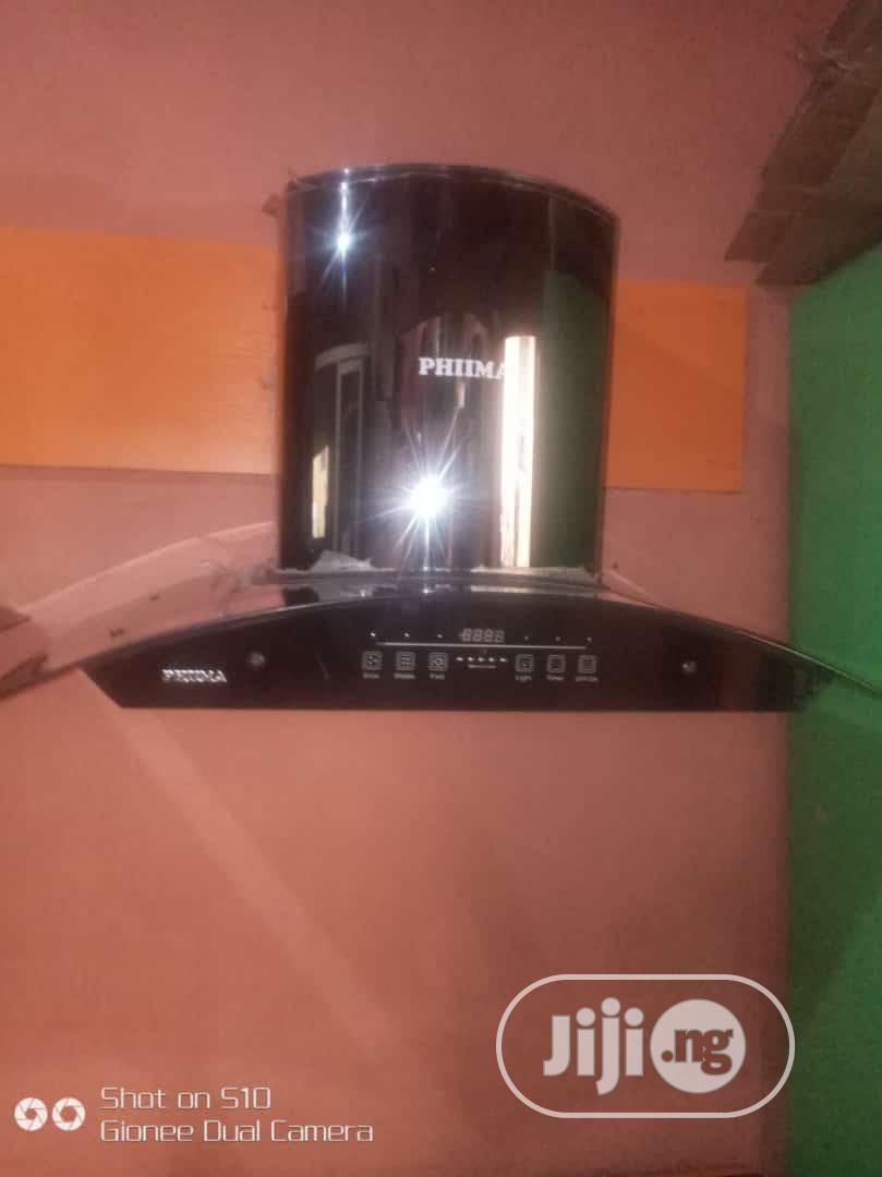 Kitchen Hood Extractor 4burners Available Nw