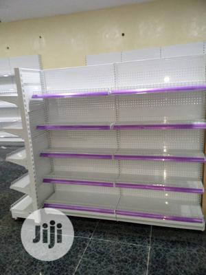 Supermarket Shelves | Store Equipment for sale in Edo State, Benin City