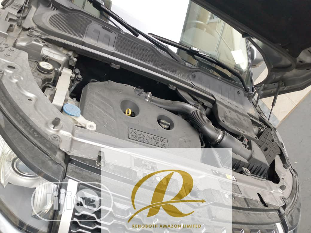 Land Rover Range Rover Evoque 2012 Dynamic Gray   Cars for sale in Maryland, Lagos State, Nigeria